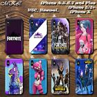 FORTNITE Battle Royale Gaming THIN UV Case Cover Apple iPhone Huawei LG iPhone X