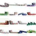 "7/8""22mm Mixed Cartoon Grosgrain Ribbon Craft 1/10/100 Yards 15 Designs"