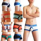 Sexy Men's G-string Thong Underwear Bulge Pouch Briefs Backless Panties Shorts