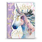 Punch Studio Molly & Rex E8 Pocket Note Pad W/ Front Pocket - Choose Design