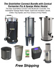 The Grainfather Connect Bundle w/ Conical Fermenter Pro & Sparge Water Heater