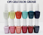 OPI Soak-Off GelColor GREASE Collection SUMMER 2018 @PICK An