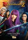 BY428 Descendants 2 Disney Channel Movie 2017 Fabric Poster