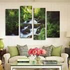 Art - US 3D Modern Art Oil Painting Canvas Art Print Picture Home Room DecorUnframed