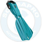 Scubapro Turquoise Seawings Nova Fins * Limited Edition ~ Free Shipping