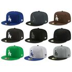 Los Angeles Dodgers LAD MLB Authentic New Era 59FIFTY Fitted Cap - 5950 Hat on Ebay