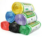 Внешний вид - 1-Roll(50pcs) Rubbish Garbage Kitchen Toilet Clean-up Waste Trash Bags 5 Colors