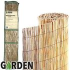 1.8 x 4M Garden Reed Fencing Ideal For Screening Walls And Fences
