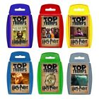 Harry Potter - Book Series Top Trumps Playing Cards - New & Official Warner Bros