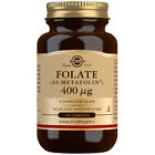 Solgar Folate 400µg Tablets