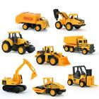 Diecast Engineering Cars Classic Toys Children Vehicle Mini Alloy Construction