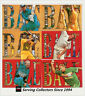 1997/98  Select Cricket Trading Cards Cricket Strike Rates Card Subset (12)