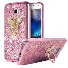 Luxury Bling Glitter Kickstand Soft Phone Case Cover For Samsung Galaxy Phone