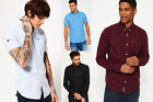 New Mens Superdry Shirts Selection - Various Styles & Colours 2304 1