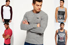 New Mens Superdry Tops Selection - Various Styles & Colours 2304 2
