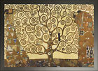 Framed Tree of Life Stoclet Frieze 1909 Maxi Poster 61x91.5 cm (36x24 inches)