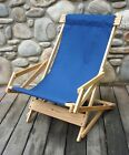 Sling Recliner Rocking Chair by Blue Ridge Chair, New