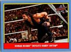2017 TOPPS WWE 30 YEARS OF SUMMERSLAM CARD PICK CHOOSE YOUR CARDS