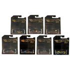 Hot Wheels 50th Anniversary Black & Gold Car CHOICE OF VEHICLE, ONE SUPPLIED,NEW