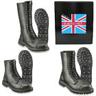 Undercover Boots Steel Toe Rangers 10 14 20 Hole Skinhead Gothic Punk Biker