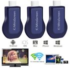 Pro 1080P HD MiraScreen WiFi Display Receiver TV Dongle Airplay Miracast HDMI