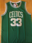 Basketball Jersey Boston Celtics 33 Bird