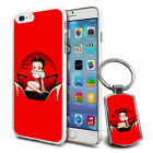 Betty Boop Design Hard Case Cover & Free Keyring For Various Mobiles - 24 £5.9 GBP on eBay