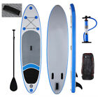 Fashion SUP Inflatable Surf Stand Up Board With Adjustable Paddle Backpack Bag