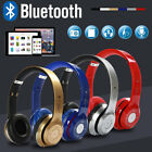 Kyпить Wireless Headphones Bluetooth Headset Noise Cancelling Over Ear With Microphone на еВаy.соm