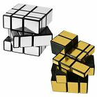 3x3 Mirror Cube Puzzle Mind Game Brain Teasers Speed Twist Kids Toy Adult Gift