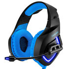 ONIKUMA K1 Stereo Bass Surround PC Gaming Headset for PS4 New Xbox One with Mic