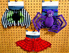 HALLOWEEN Dog Puppy Costume Harness S or M CHOOSE TYPE Beetle / Spider / Devil