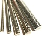 M16 / 16mm A4 MARINE STAINLESS STEEL Threaded Bar - Rod Studding Studs