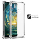 For Huawei P8 P9 P10 P20 P30 Lite/Pro Shockproof Soft Transparent TPU Case Cover
