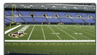 SINGLE Seat, Ravens Steelers - Lower Level Sideline (Great View!)
