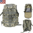 35l backpack - 35L Outdoor Military Tactical Backpack Unisex Hiking Camping  Trekking Rucksacks
