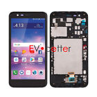 NY For LG K30 LMX410 LMX410TK LCD Display Touch Digitizer Replacement +Frame