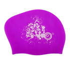 perfeclan Unisex Adult Swimming Pool Cap Silicone Swim Hat Waterproof Shower