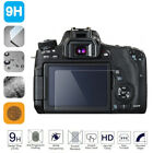 Tempered Glass Camera LCD Screen HD Protector Cover for Canon 6D 7D 80D