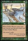 4x Wurm der Brache - mtg magic WL Weatherlight setzt die Segel Eng/ita