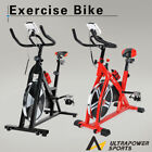 Spinning Exercise Bike Home Gym Bicycle Cycling Cardio Fitness Training Indoor