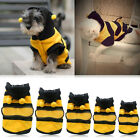 Pet Dog Cat Puppy Warm Hoodie Coat Clothes Cute Bee Costume Apparel Outfit.Pro