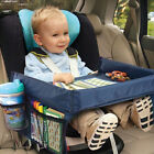 Car Seat Table For Kids Tray Storage Kid Toys Holder For Traveling