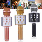 Kyпить KTV- WS858 Wireless Karaoke Handheld Microphone USB Player Bluetooth Mic Speaker на еВаy.соm