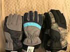 THINSULATE MINUS ZERO  BOYS WINTER GLOVES