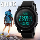 fashion men s led waterproof digital quartz military watch sport date watches