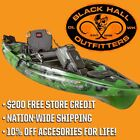 Old Town Predator MK Fishing Kayak Black Hall Outfitters Special
