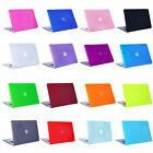 """Laptop Matte Shell Cover Case for Apple Macbook 13.3"""" Air / Pro  Retina 13 inch"""