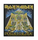 Iron Maiden Powerslave Woven Patch Official Merchandise