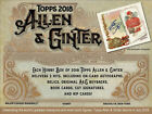 2018 Topps Allen & Ginter  SHORT PRINTS #301- 350 (CHOOSE YOUR PLAYER)